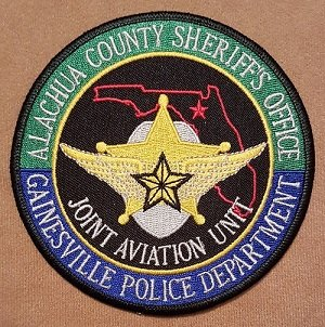Alachua Co. SO - Gainesville PD -   Joint Aviation Unit, FL.jpg
